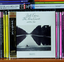 Bill Evans ‎- The Paris Concert Edition Two / Japan Mini LP SHM CD 24bit NEW OOP