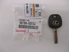 LEXUS OEM FACTORY BLANK SUB KEY 2001-2005 IS300