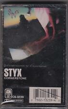 STYX - Cornerstone Cassette tape NEW sealed