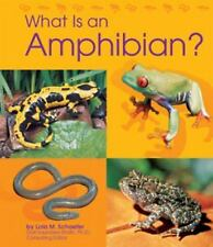 What Is an Amphibian? (The Animal Kingdom)-ExLibrary