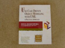 USE CASE DRIVEN OBJECT MODELING WITH UML: A PRACTICAL APPROACH(OBJECT TECHNOLOGY