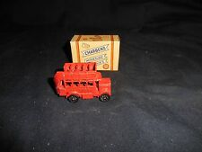 Charbens Miniature Series No 3 1914 Old Bill Bus W/Box