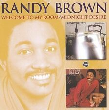 Welcome to My Room/Midnight Desire * New CD