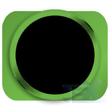 Black With Green Trim iPhone 5S Style Look/Looking Home button for iPhone 5/5C