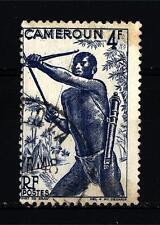 CAMEROUN - CAMERUN - 1946 - Tiratore d'arco