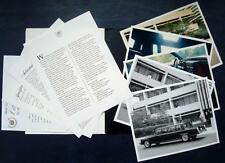 CADILLAC PRESIDENTIAL LIMOUSINE - Car Press Pack - 1986