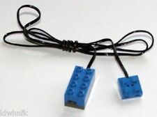 LEGO Mindstorms RCX NXT 9V Light Sensor  #2982c104 has 104 length cord Used