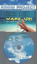 CD--RIMINI PROJECT FEAT.SARAH K.--WAKE UP! THE LA DA DI DA-SONG