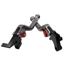 CNC Gray Front brake & clutch Set lever Fit Honda PCX125/PCX150 (JF28) (KF12)