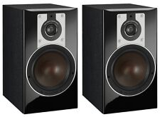 DALI OPTICON 2 DIFFUSORI BLACK bass reflex a vie 2 Casse acoust speakers hi fi