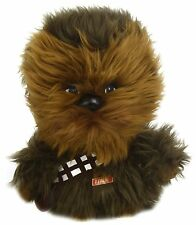 "STAR WARS CHEWBACCA  8"" TALKING PLUSH BRAND NEW WITH TAGS GREAT GIFT"