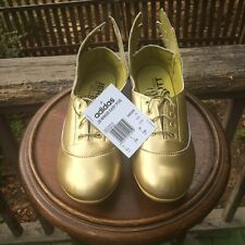 US Size 6.5 Adidas Jeremy Scott JS Wings Ballerina Shoes EASY FIVE  D65208 GOLD