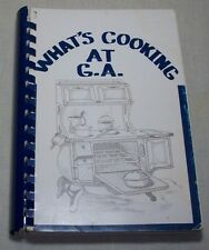 GUSTAVUS ADOLPHUS LUTHERAN CHURCH COOKBOOK 1982 MN MINNEAPOLIS MINNESOTA