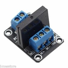 5V One Channel OMRON SSR Solid State Relay Board Module G3MB 202P for Arduino