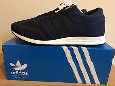 adidas LA Los Angeles Trainers Men's Size UK 11.5 Eur 46.2/3