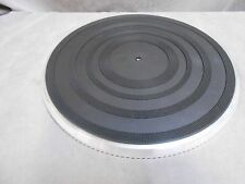 Vintage Scott PS-78 Turntable Record Player Platter With Pad Part