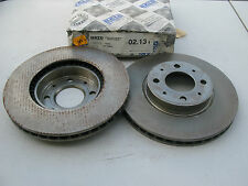 NEW BALO 02.131 Front Disc Brake Rotor 271590 FOR VOLVO 850 1993 - 2 PCS