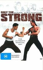 Only The Strong (DVD, 2013) ALL MY DVD'S ARE AS NEW MINT CONDITION