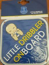 Oficial Everton Señal Coche - Poco Dribbler on Board