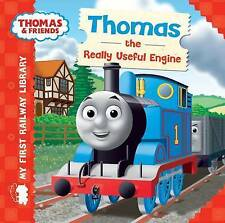 Thomas & Friends: My First Railway Library: Thomas the Really Useful Engine NEW