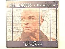 Richie Goods & Nuclear Fusion - Three Rivers CD New