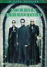 "MATRIX RELOADED (""THE MATRIX RELOADED"") / 2 DVD-SET - NEUWERTIG"