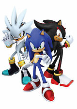 Sonic the Hedgehog Iron On Transfer Group
