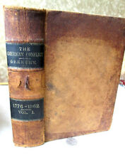 THE AMERICAN CONFLICT 1776-1862,1865,Horace Greeley,Illustrated