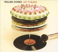 THE ROLLING STONES LET IT BLEED SACD ABKCO digipack 1992 OOP!