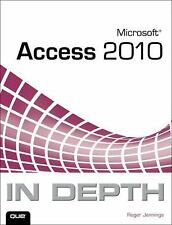 Microsoft Access 2010 In Depth-ExLibrary