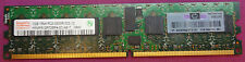 1GB HP Hynix hymp512r72bp4-e3 ab-t PC2-3200R ecc 400 MHz DDR2 memoria del server RAM