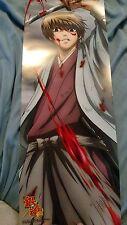 Gintama Okita Sougo Character Stick Poster
