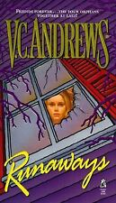 Runaways (Orphans Series), V.C. Andrews, 0671007637, Book, Acceptable