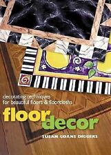 Susan Goans Driggers - Floor Decor (2001) - Used - Trade Cloth (Hardcover)