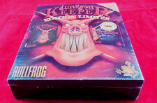 Dungeon Keeper  Gold - French Edition- Edition Limiteé  - Bullfrog *New*