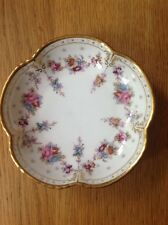 ROYAL CROWN DERBY 'Royal Antoinette' 5 Petal Pin Dish, A1125 Excellent Condition