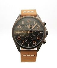 Men's Timberland Chronograph Watch Bartlett II 14844J NWT
