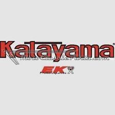 Kit de transmision Katayama referencia G-7501-SROZ adaptable a: Gilera RC600 / R
