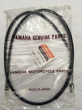 YAMAHA RD250 CLUTCH CABLE DX C D E F GENUINE PART 1A02633510