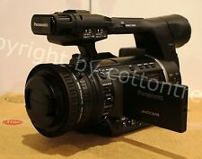 New Panasonic AG-AC130A AVCCAM HD Handheld Camcorder