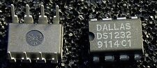 Dallas DS1232 micro monitor chip 8-DIP NOS