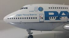 Gemini Jets 200 Pan Am Boeing 747 SP Clipper Young America, Reg.#N533PA 1:200