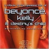 Various Artists - Bootylicious (A Tribute to the Hits of Beyonce, Kelly and...