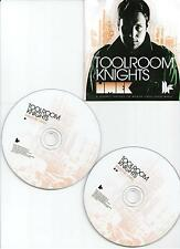 Toolroom Knights mixed by umek  2 CDs Compilation mixed  2010