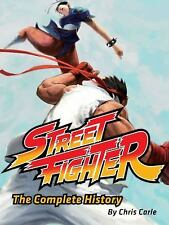 Street Fighter: The Complete History, Chris Carle, Good Book