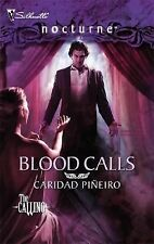 Blood Calls (The Calling, Book 6  Silhouette Nocturne)