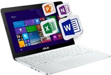 Asus E200HA-FD0005TS (Intel Atom QC/2GB/32GB EMMC/Windows10/Office365/11.6/White