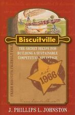 Biscuitville: The Secret Recipe for Building a Sustainable Competitive-ExLibrary