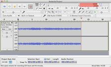 Audacity® Audio Editing Studio Pro Music Sound Record Edit Software Windows PC