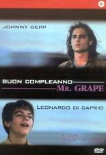 Buon Compleanno Mr. Grape (1993) DVD